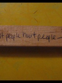 hurt people